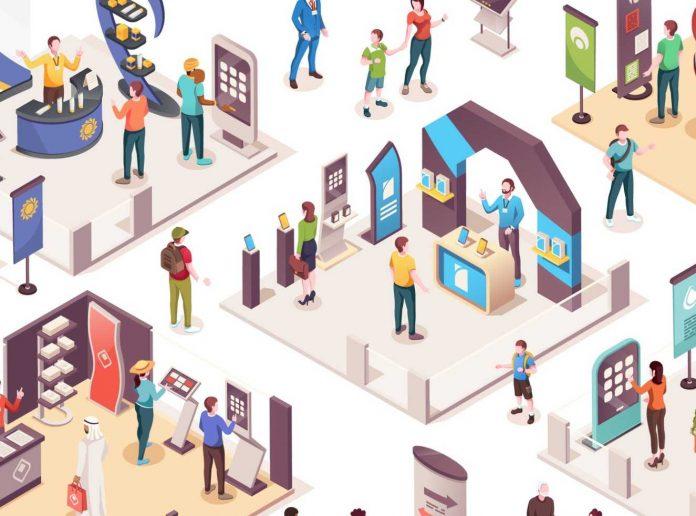 interactive video kiosks