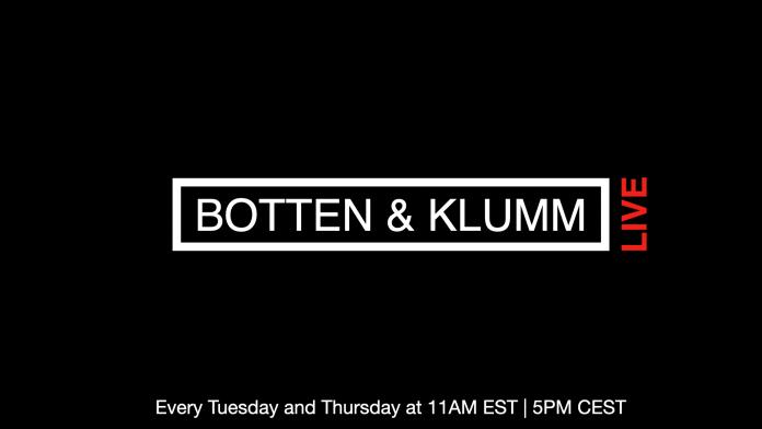 BOTTEN & KLUMM show