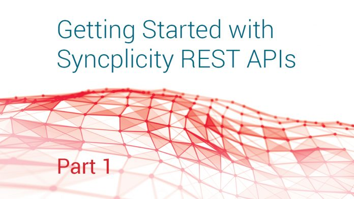 Syncplicity REST APIs
