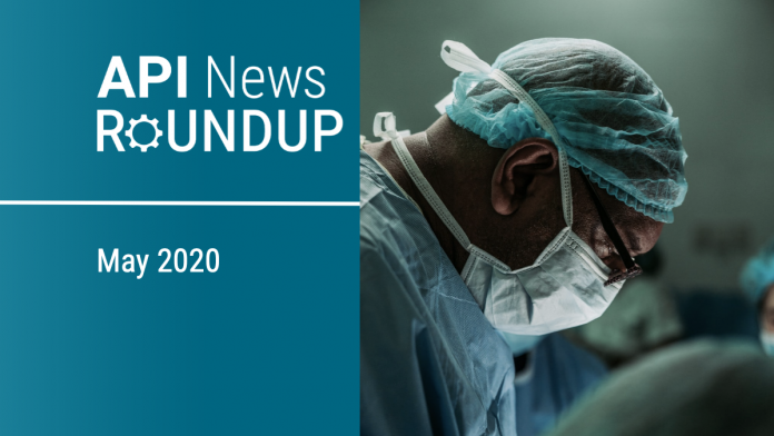 API News Roundup - May 2020