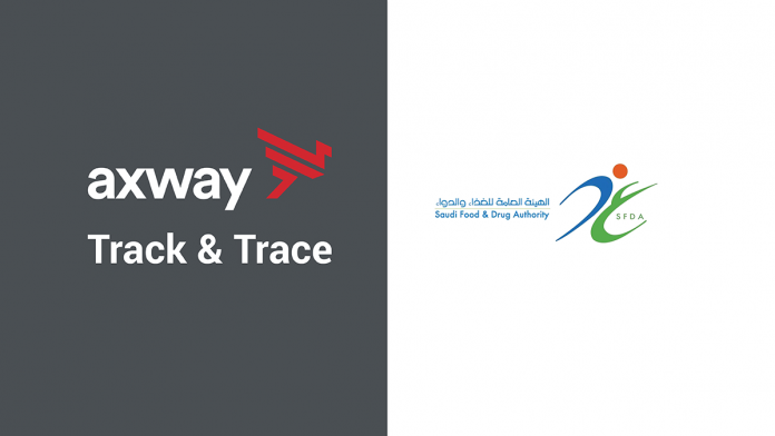 Axway Track & Trace Saudi Arabia compliance module