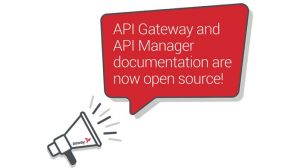 API Gateway and API Manager documentation are now open source!