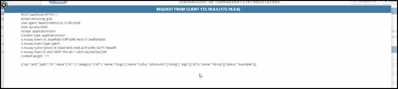 Gerenciamento de API baseado em eventos - captura de dados de mudança 15