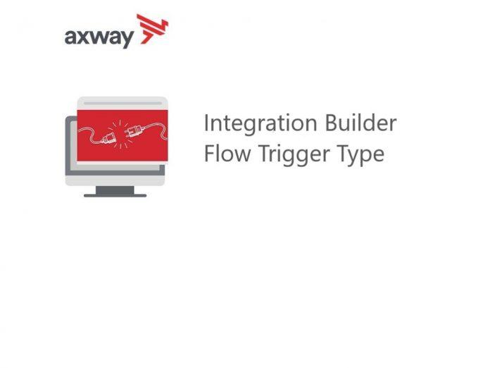 Change Integration Builder Flow Trigger Type