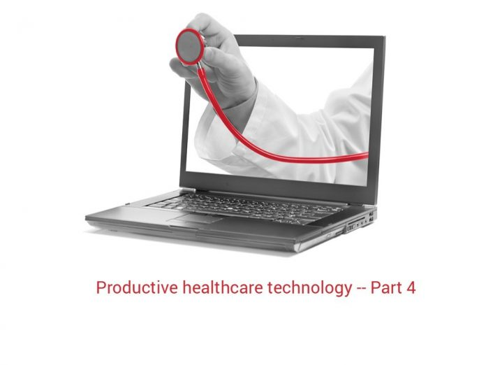 productive healthcare technology