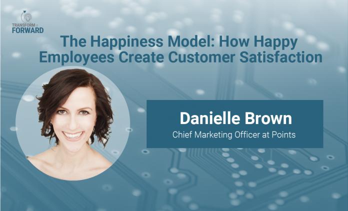 O modelo de felicidade