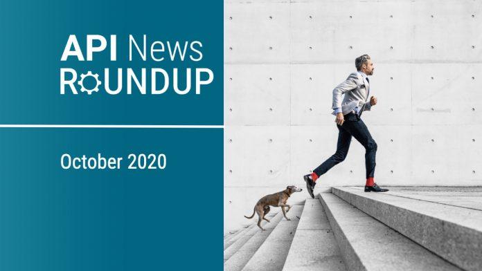 API New Roundup October 2020