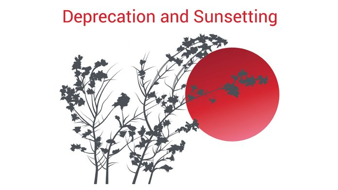 API Lifecycle Management: Deprecation and Sunsetting