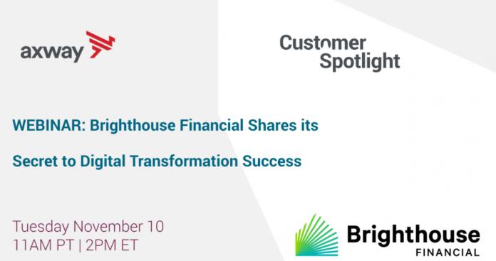 Nuvem financeira Brighthouse e MFT