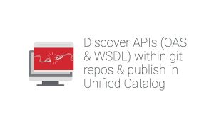 publish auto-discovered APIs from GitHub