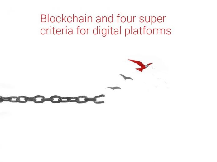 What if blockchain was the future of business platforms