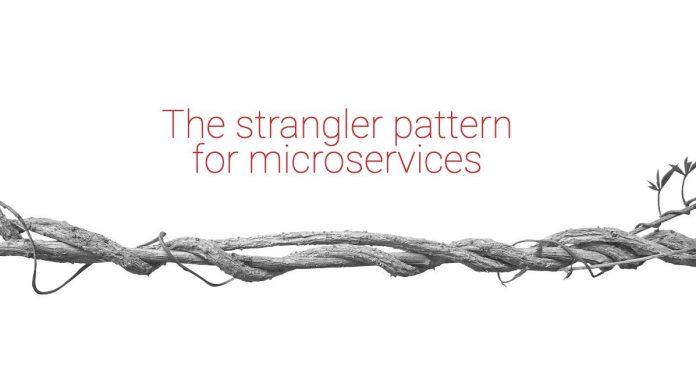 strangler pattern