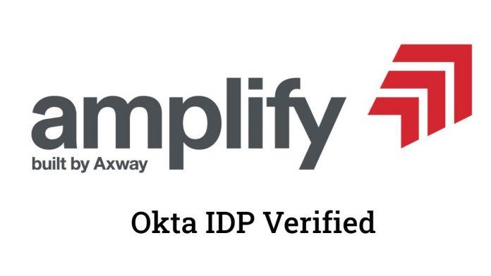Amplify is IDP Verified