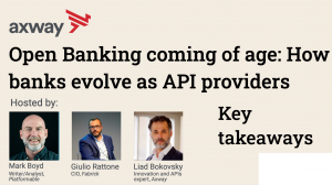 open banking takeaways
