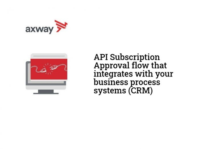 Amplify Central Connected Gateway Custom API Subscription Flow CRM Contact Use Cases