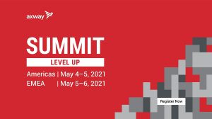 Axway Summit 2021 register now