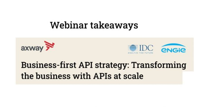 business-first API strategy