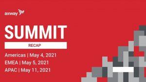 Axway Summit 2021 recap