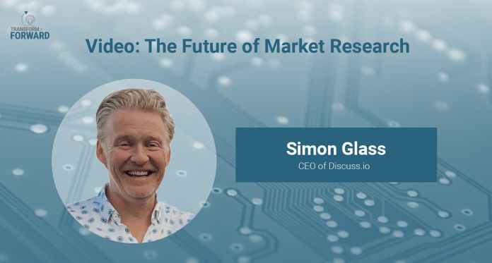 Transform It Forward talks with Simon Glass