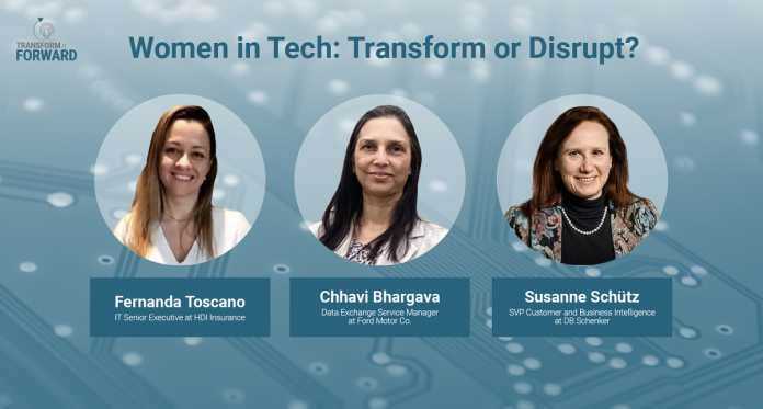 transforming the future for women in tech