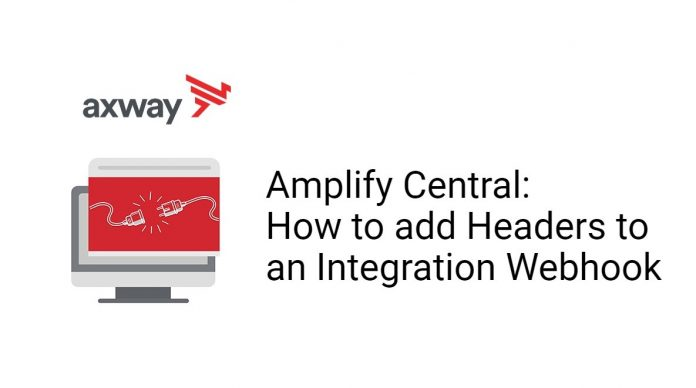 how to add headers to an Integration Webhook