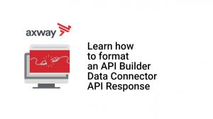 API Builder Data Connector API Response