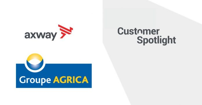 Groupe AGRICA and Axway