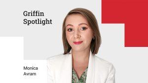 Griffin Spotlight on Monica Avram