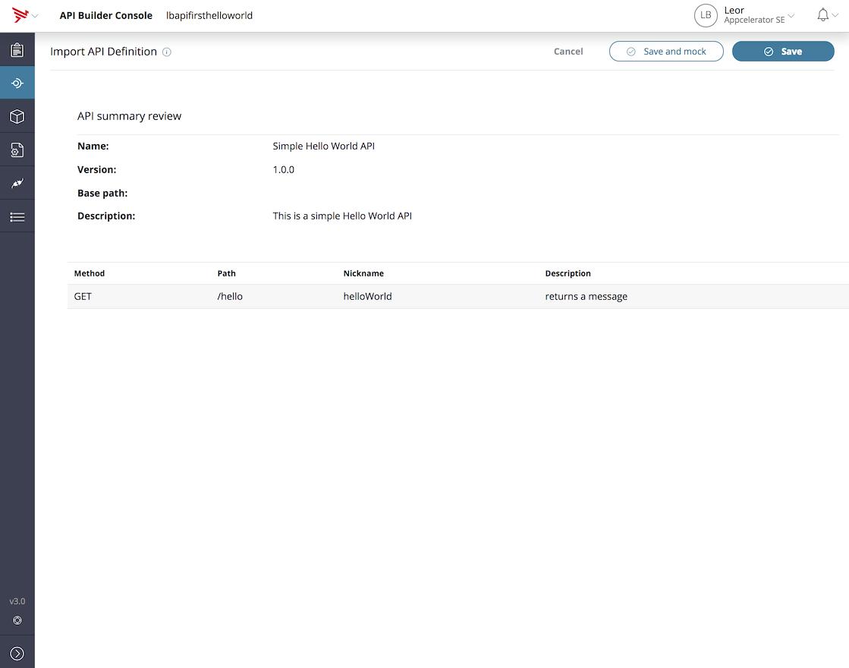Introducing API Builder 3.0 with API First & Flow Editor
