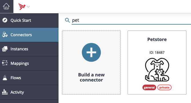 AMPLIFY Integration Builder Connector