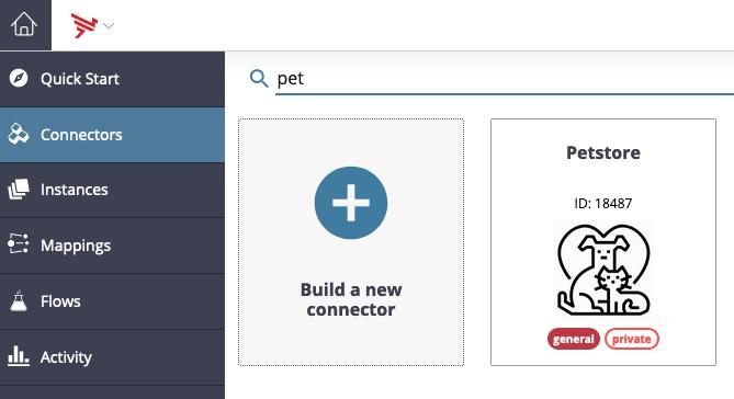 AMPLIFY Integration Builder Connector