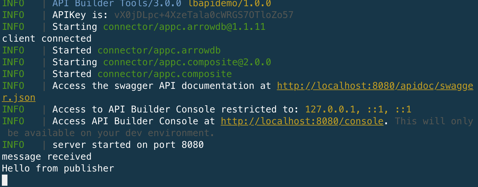 API Builder and MQTT for IoT - Part 1