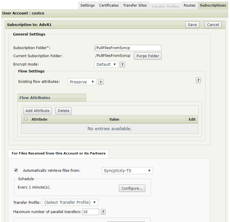 Create an application to retrieve files