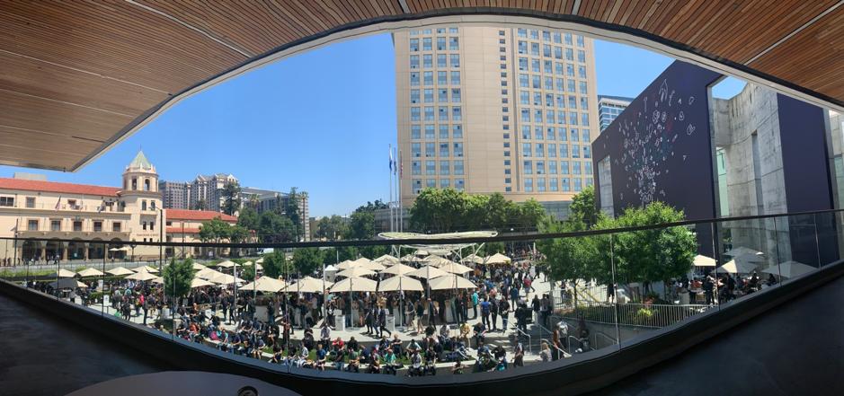 WWDC 2019 Entrance