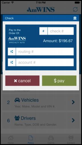 amwins-app