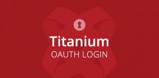 Titanium OAuth Login