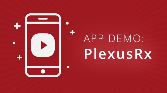 PlexusRx Sample App: Building for iOS 11 with Titanium