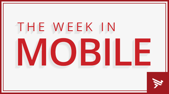 The Week in Mobile: October 21-26, 2018
