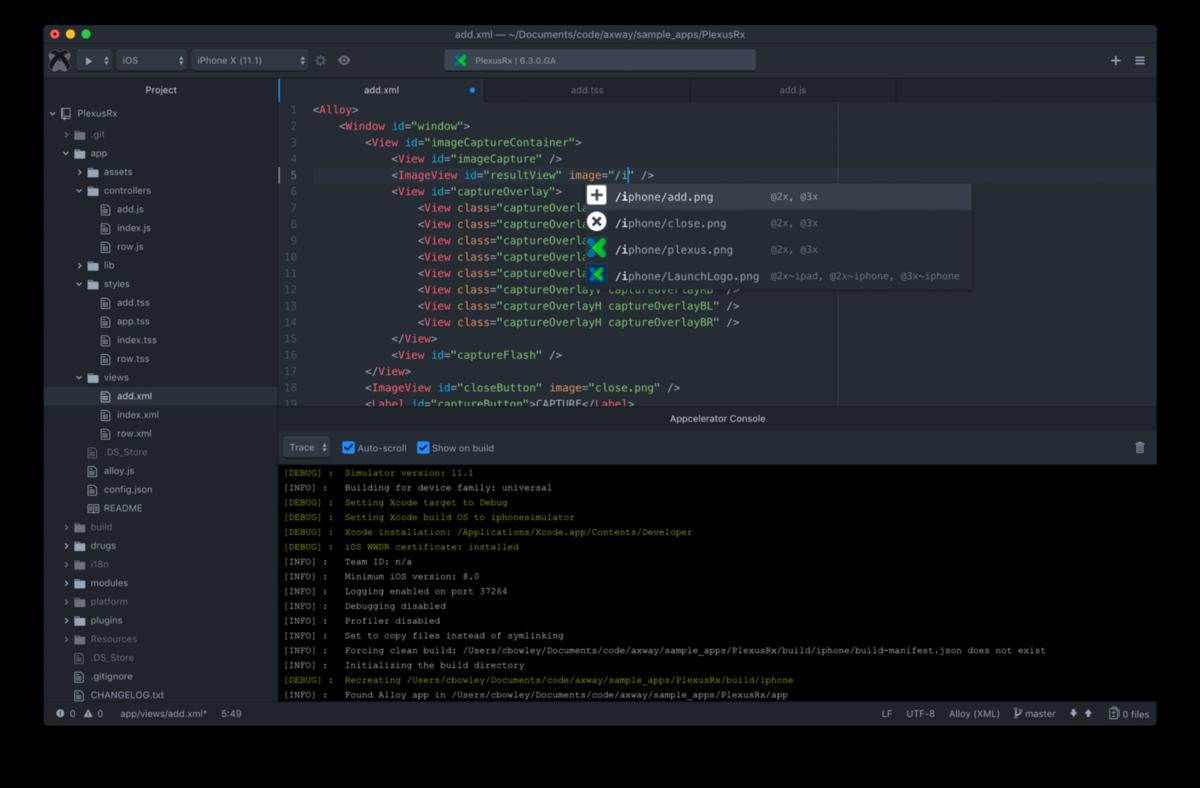 Axway Developer Blog
